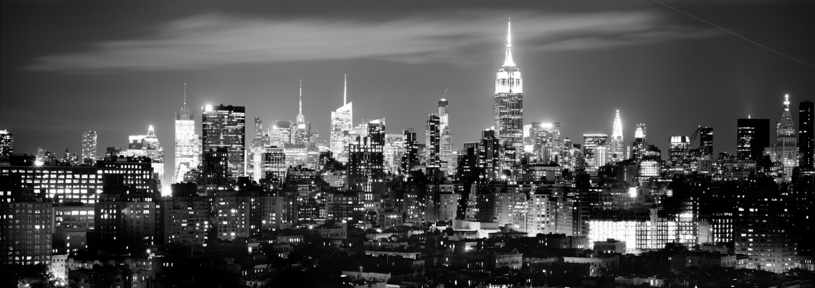 New York, Manhattan, 2015, skyline, the promised land