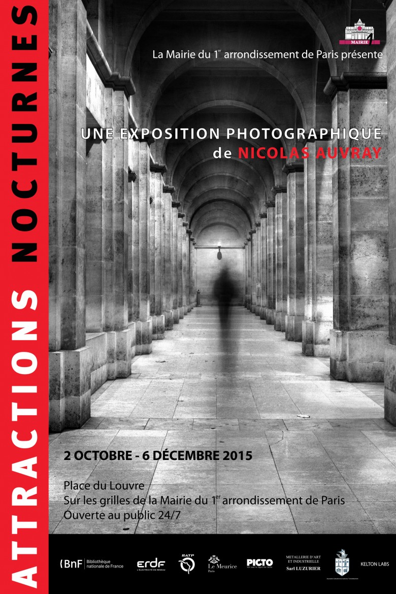 Attractions Nocturnes -  The Exhibition
